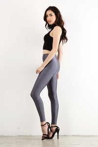 Charcoal Disco Legging