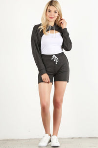 Charcoal Style #1357 Hoodie (6pc)
