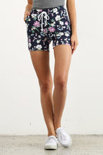 Load image into Gallery viewer, Floral Jogger Short