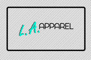 L.A. Apparel Gift Card