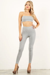 Heather Gray Style #1992C (6pc)
