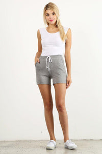 Heather Grey Style #1357-2 Joggers (6pc)