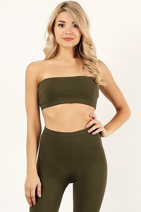 Olive Style #2019 Top (6pc)