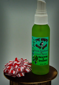 Eucalyptus & Spearmint Concentrated Freshner 2oz.