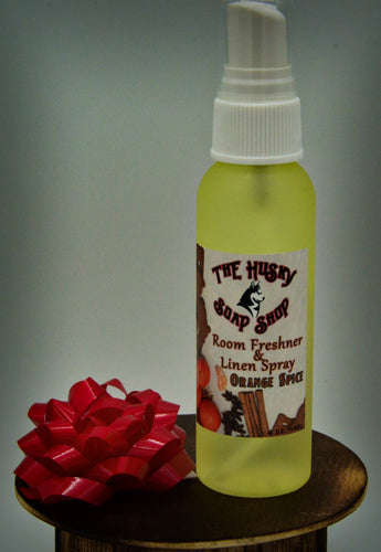 Orange & Spice Concentrated Freshner 2oz.