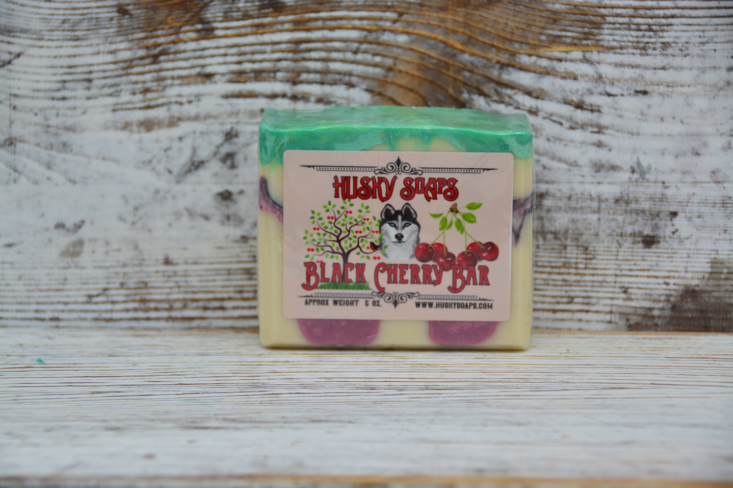 Black Cherry Bar Soap
