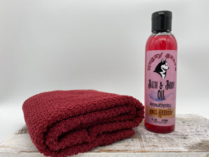 Nurishing Bath Oil - Fall Harvest