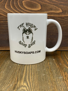 Husky Soap Shop Mug