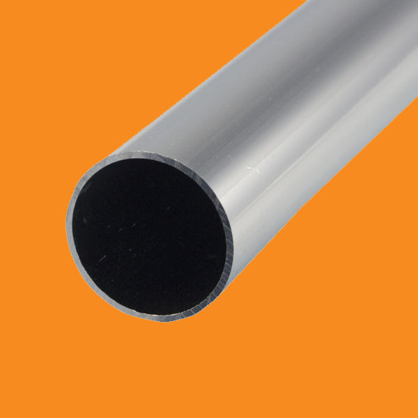 42mm 4'' / 1.2m Aluminium Pipe (Orange)