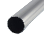 42mm 6'' / 1.8m Aluminium Pipe (White)