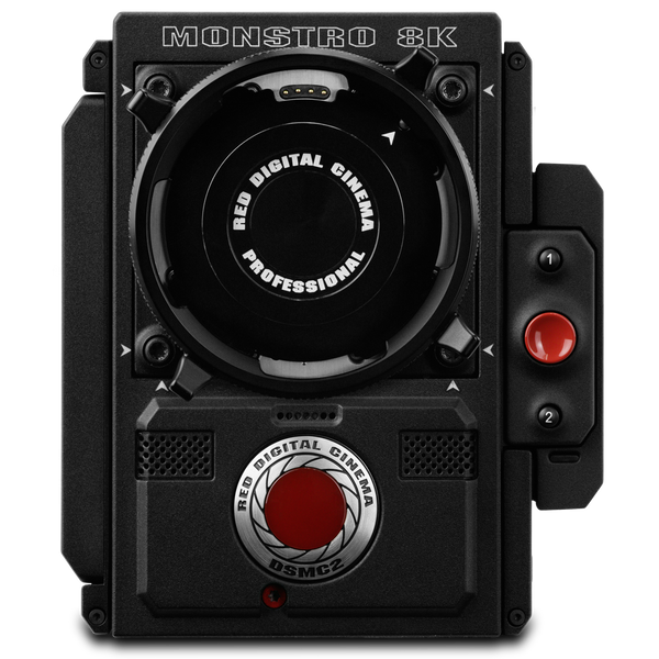 RED DSMC2 MONSTRO VV 8K package (up to 75fps @ 8K R3D)