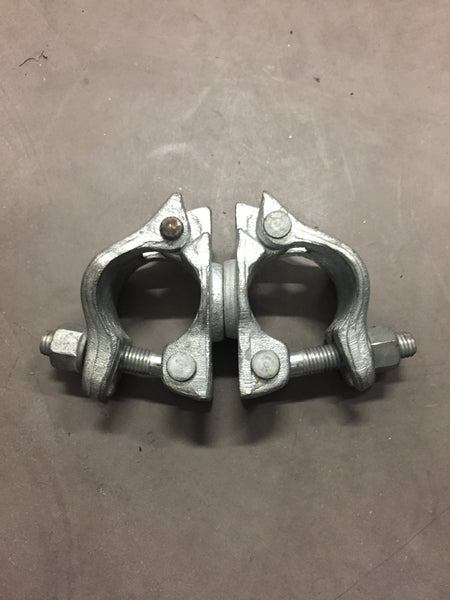 Swivel scaffold clamp (metal) - variant 1