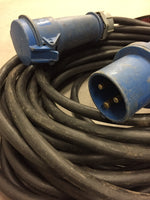 32A 1ph cable 10m