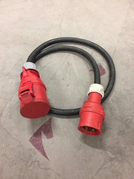 Adapter 16A-32A 3~