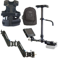 "Steadicam Pilot HD/SDI: Sled, Standard Vest, Arm, V-LOCK, 7"" HD/SDI monitor"
