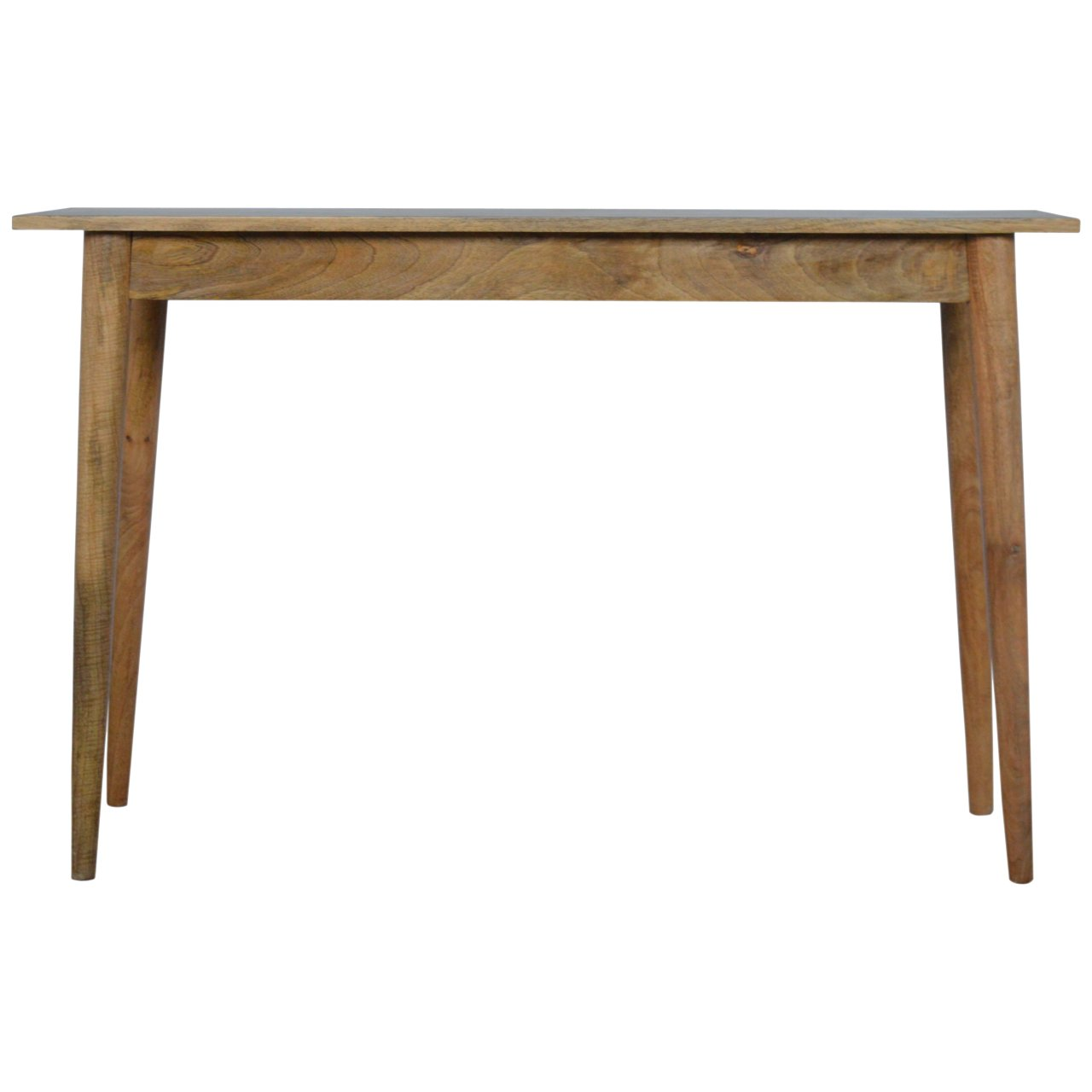 The Dane 2 Drawer Nordic Style Writing Desk Console Table