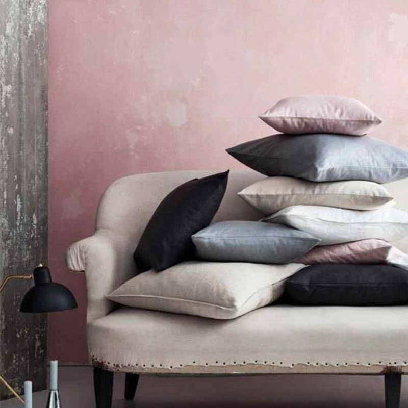 Champagne Pastel Cushion Collection - Pebble & Leaf HomeCushions / Blankets