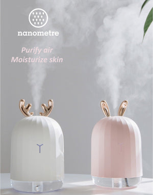 FREE OFFER! Air Purifier Diffuser Humidifier Night Light - Pebble & Leaf LtdHome Decor