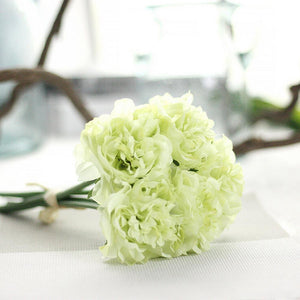 A Hydrangea Silk Flower Display - Pebble & Leaf HomeFlowers and Plants