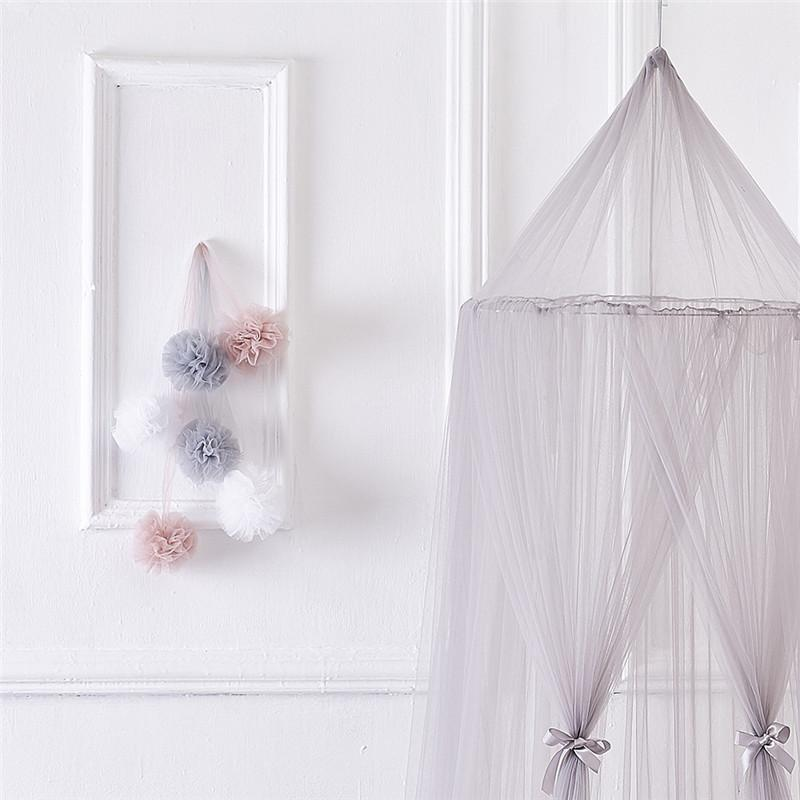 Large Tulle Pom Pom Garland FREE OFFER!!!! - Pebble & Leaf HomeWall Art