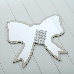 Bow Nordic Mirrors Animals and Bows - Pebble & Leaf HomeArt
