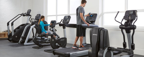 Treadmills, ellipticals, steppers and much more in Dallas, TX