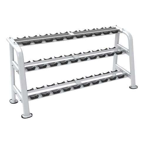 3 Tier Pro Style Dumbbell Rack