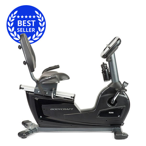 Bodycraft R200 Recumbent Bike