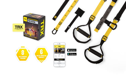 TRX PROFESSIONAL TRAINER BUNDLE