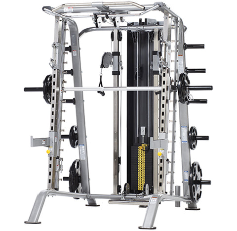 TuffStuff Smith Machine/Half Cage Ensemble CSM-725WS