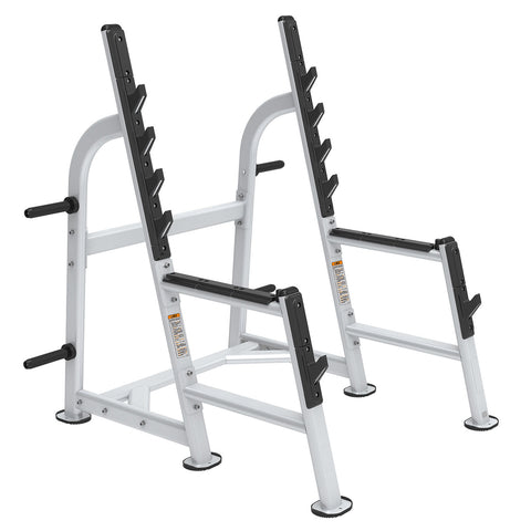 Commercial Squat Rack