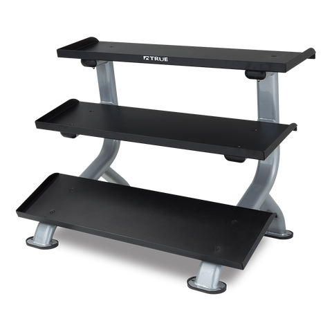 True Fitness SF-1050 Dumbbell Rack