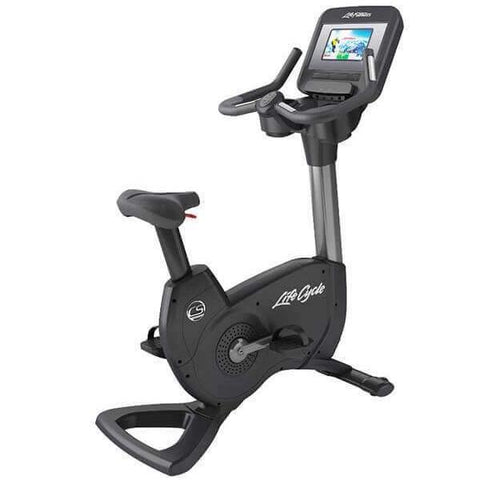 Life Fitness Platinum Club Series Upright Lifecycle® Exercise Bike