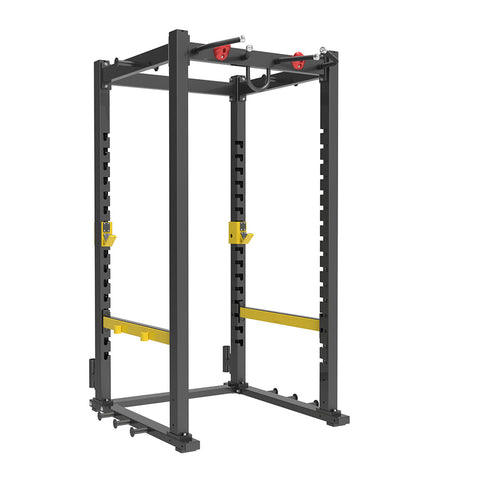 Power Cage With Rock Grips