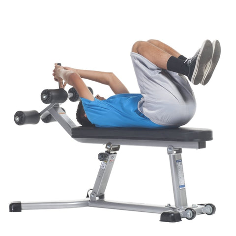 Tuff Stuff YOUTH FITNESS ADJUSTABLE ABDOMINAL BENCH (KDS-CAB-335)