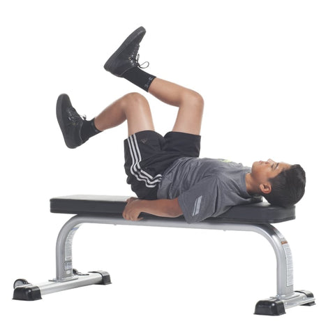 Tuff Stuff YOUTH FITNESS FLAT BENCH (KDS-CFB-305)