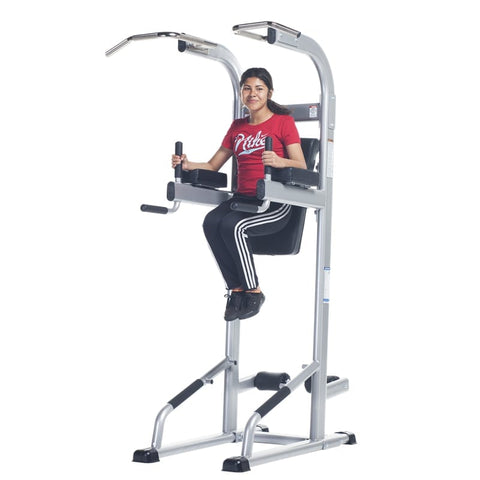 Tuff Stuff YOUTH FITNESS VKR / CHIN / DIP / AB CRUNCH / PUSH-UP STAND (KDS-CCD-347)