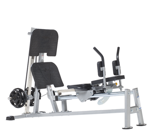 Tuffstuff CLH-300 Horizonal Leg Press/Hack Squat