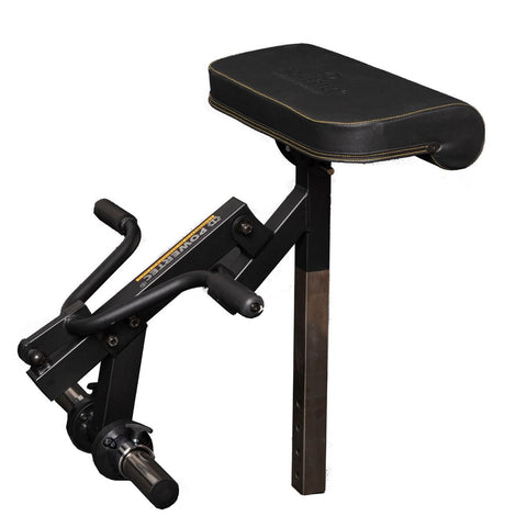 Powertec Workbench Curl Machine Attachment