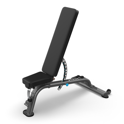 True Fitness XFW-7500 Flat/Incline/Decline Bench