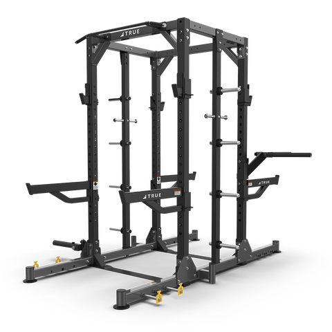 True Fitness XFW-8300 Dual Sided Half Rack