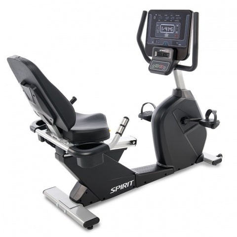 Commercial Spirit Fitness CR800 RECUMBENT BIKE