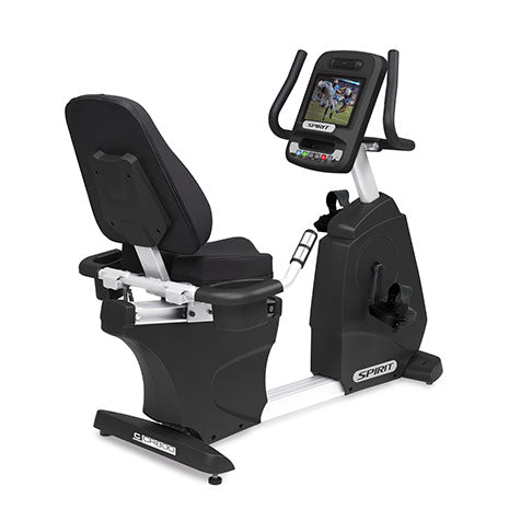 Commercial Spirit Fitness CR800ENT RECUMBENT BIKE