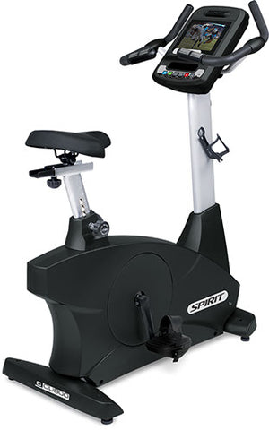 Commercial Spirit Fitness CU800ENT UPRIGHT BIKE