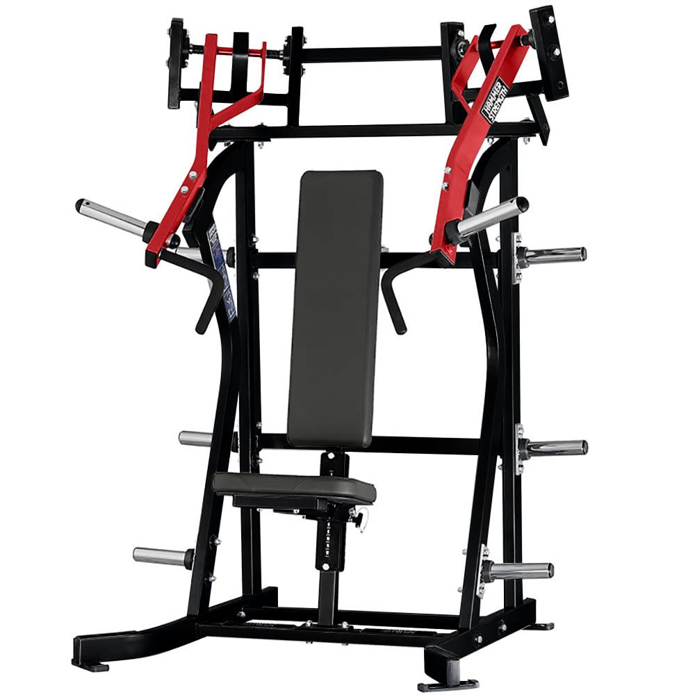 Hammer Strength Plate-Loaded Iso-Lateral Incline Press