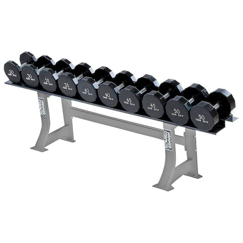 Hammer Strength Single Tier Dumbbell Rack