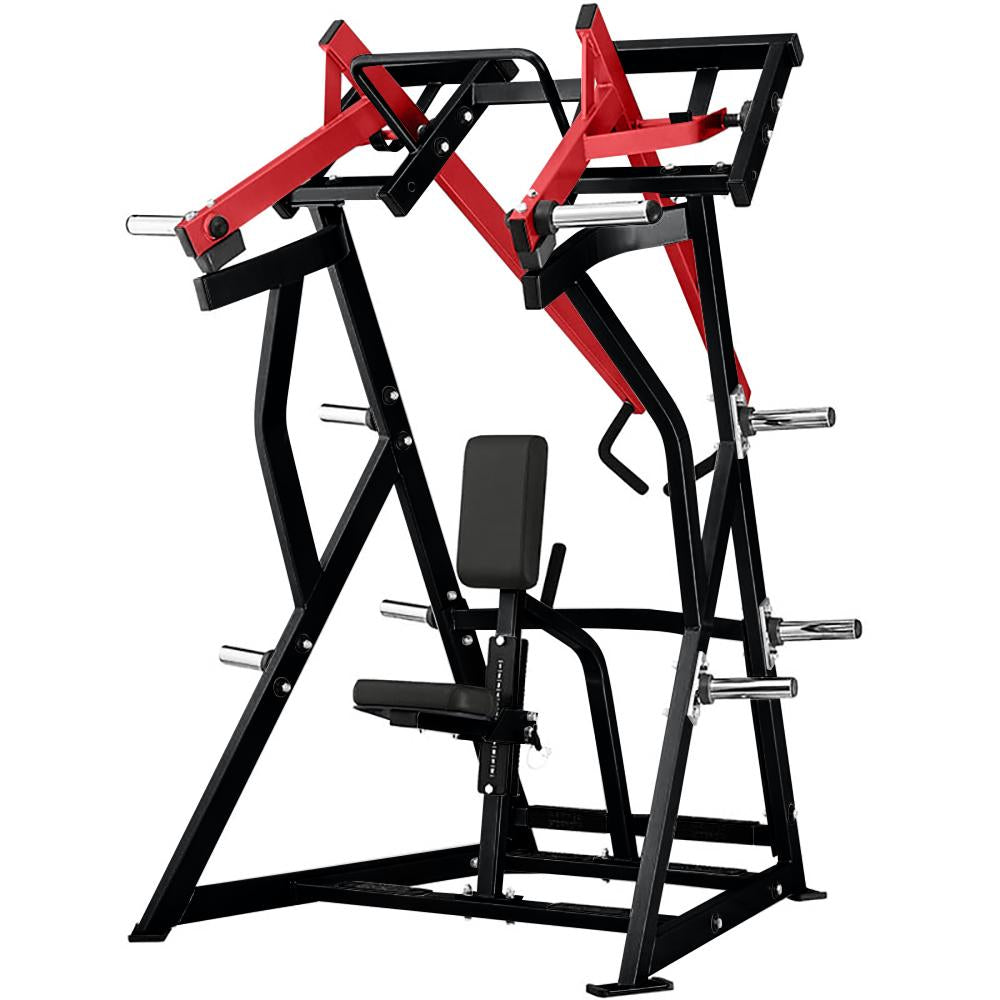 Hammer Strength Plate-Loaded Iso-Lateral D Y  Row – Sparks