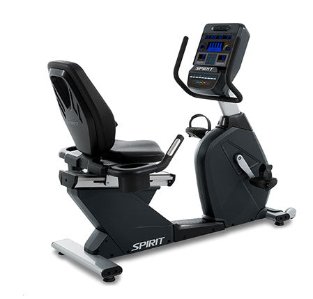 Commercial Spirit Fitness CR900 RECUMBENT BIKE