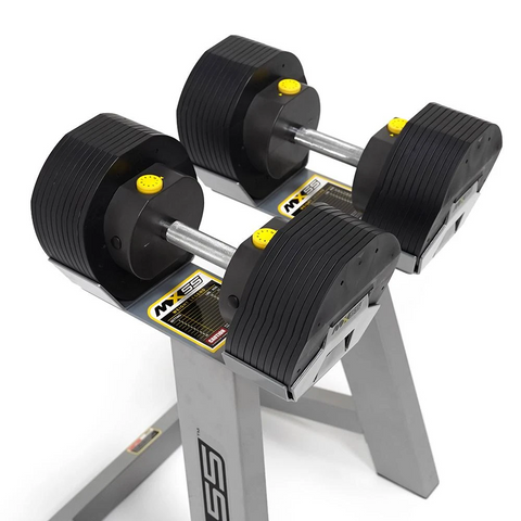 MX-55 (2 x 55LB Selectorized Dumbbells)