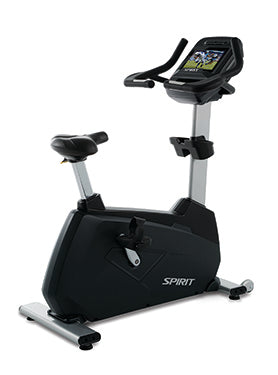 Commercial Spirit Fitness  CU900ENT UPRIGHT BIKE